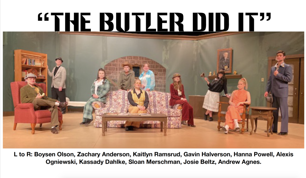 """The Butler Did It"""