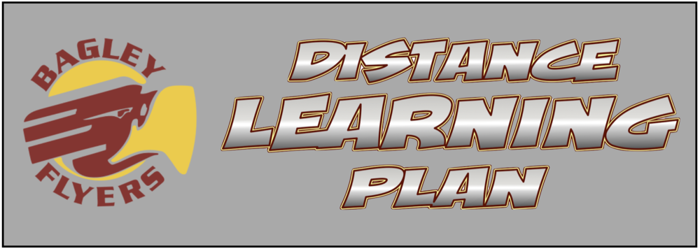 (Updated 4-9-20) Bagley Schools Publishes Distance Learning Plan