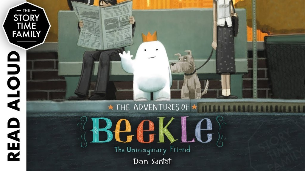 Book Cover for Beekle