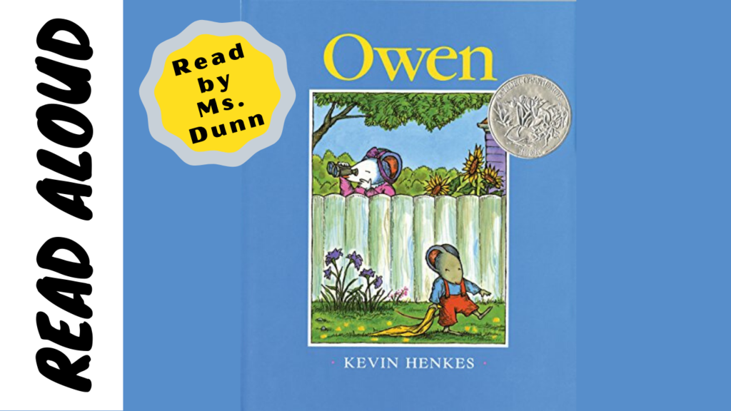 """Owen"" by Kevin Henkes"