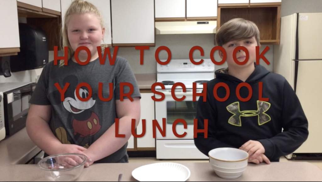 Video cover-How to Cook School Lunch